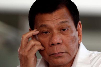 أوّل رئيس فلبيني يزور دولة الاحتلال